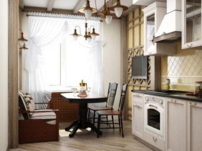 Как обустроить кухню с лоджией: планировочные решения* блог.